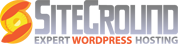 siteground logo wordpress
