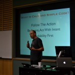 Jeremy Felt: Code with calm and purpose