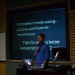 Andy Peatling sharing jQuery tips
