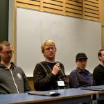 BuddyCamp Panel: JJJ, Boone, Ray, Andy