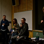 Q&A at BuddyCamp